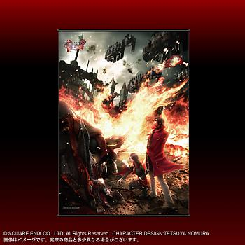 Final Fantasy Type-0 Wall Scroll - Machina Kunagiri / Rem Tokimiya