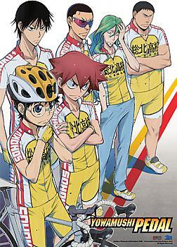 Yowamushi Pedal Wall Scroll - Team Shouhoku Intense