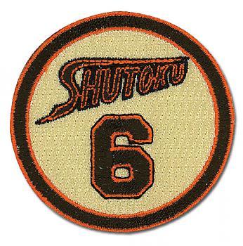 Kuroko's Basketball Patch - Midorima Shutoku #6