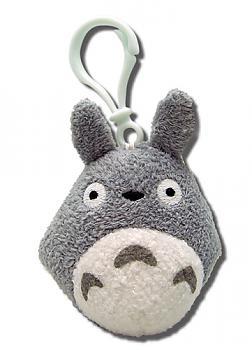 Totoro Clip - Totoro GREY