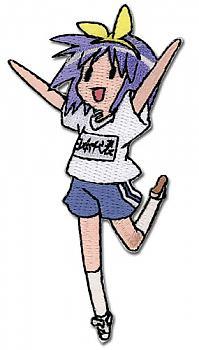 Lucky Star Patch - Tsukasa