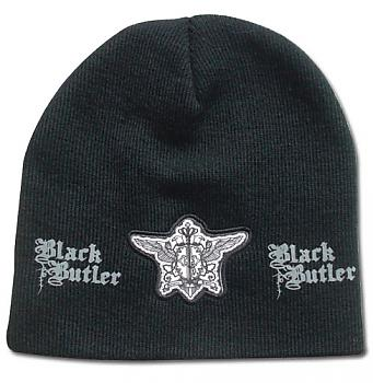 Black Butler Beanie - Phantomhive Crest