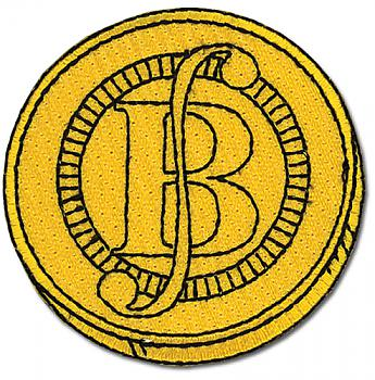 One Piece Patch - Belly (Beri) Coin