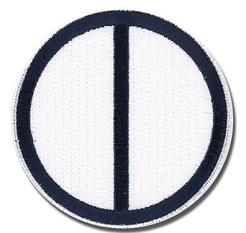 Naruto Shippuden Patch - Shikamaru's Crest