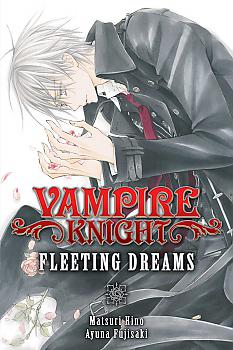 Vampire Knight: Fleeting Dreams Novel