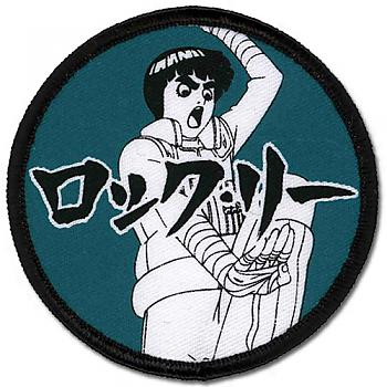 Naruto Shippuden Patch - Rock Lee