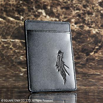 Final Fantasy Advent Children Card Case - Sephiroth One Wing Leather (Business)