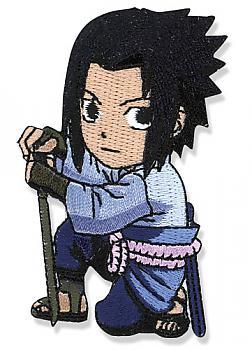 Naruto Shippuden Patch - Chibi Sasuke (Kneel)