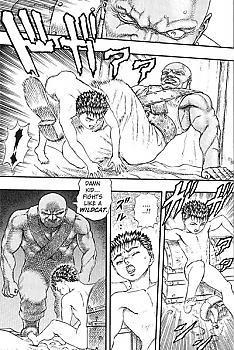 Berserk Manga Vol.   4