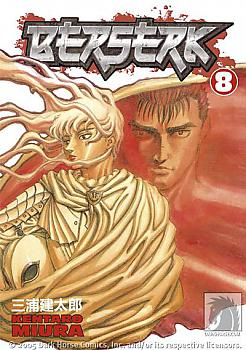 Berserk Manga Vol.   8