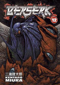 Berserk Manga Vol.  12