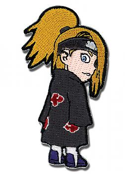 Naruto Shippuden Patch - Chibi Deidara (Back View)