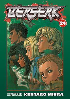 Berserk Manga Vol.  24