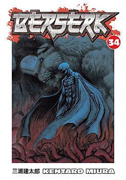 Berserk Manga Vol.  34
