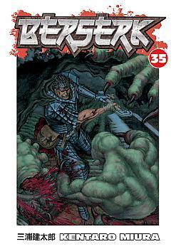 Berserk Manga Vol.  35