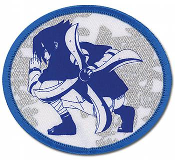 Naruto Patch - Sasuke Fighting Stand