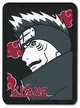 Naruto Patch - Kisame (Not Iron On)