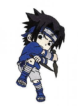 Naruto Patch - Chibi Sasuke