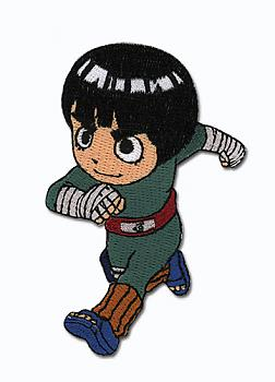 Naruto Patch - Chibi Rock Lee Running