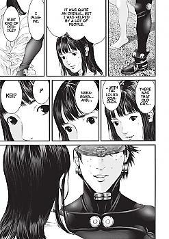 Gantz Manga Vol.  34