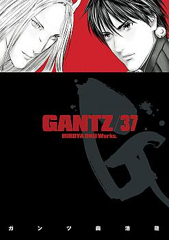 Gantz Manga Vol.  37