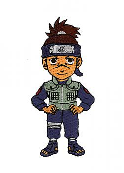 Naruto Patch - Chibi Iruka Hands on Hip