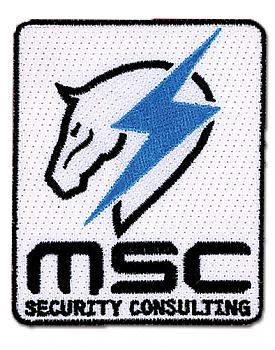 Metal Gear Rising Patch - Maverick MSC