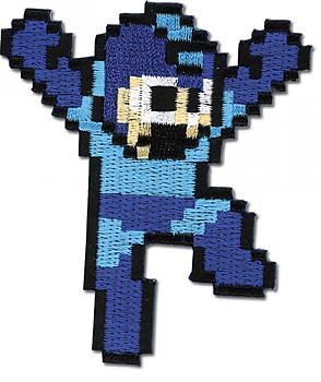 Mega Man 10 Patch - Jumping Mega Man