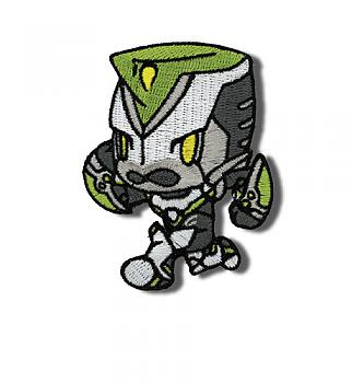 Tiger & Bunny Patch - SD Wild Tiger