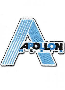 Tiger & Bunny Patch - Apollo Logo