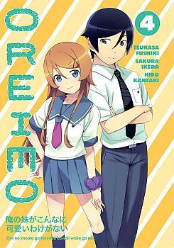 Oreimo Manga Vol.   4