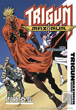 Trigun Maximum Manga Vol.  6: The Gunslinger