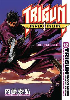 Trigun Maximum Manga Vol. 12: The Gunslinger
