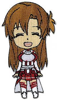 Sword Art Online Patch - Chibi Asuna Smile