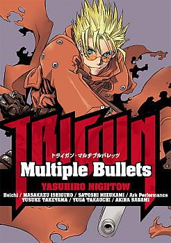 Trigun: Multiple Bullets Manga
