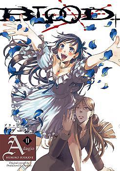 Blood+(Plus) Adagiol Manga Vol.   2