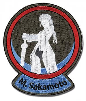Strike Witches Patch - M. Sakamoto Military