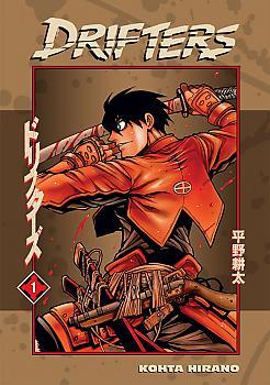 Drifters Manga Vol.   1