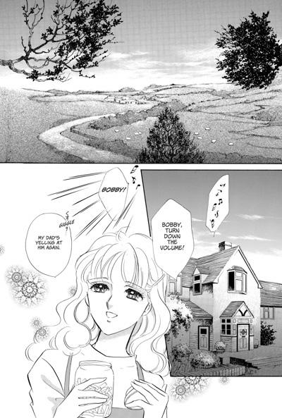 Harlequin Pink Idol Dreams Manga