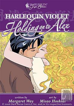 Harlequin Violet: Holding onto Alex Manga