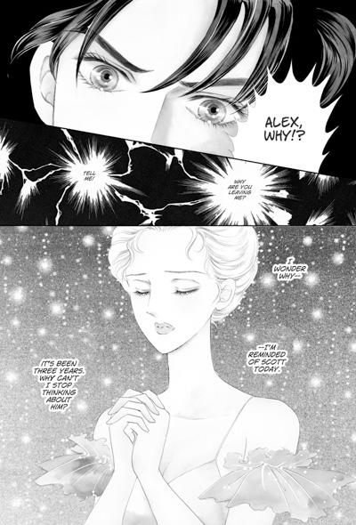 Harlequin Violet Holding Onto Alex Manga Archonia US