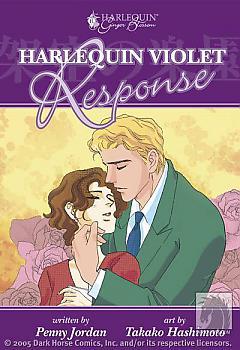 Harlequin Violet: Response Manga