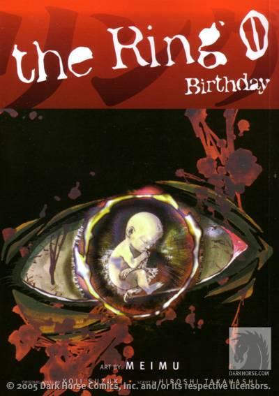 The Ring Manga Vol. 0 Birthday @Archonia_US