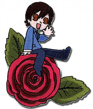 Ouran High School Host Club Patch - Haruhi Fujioka