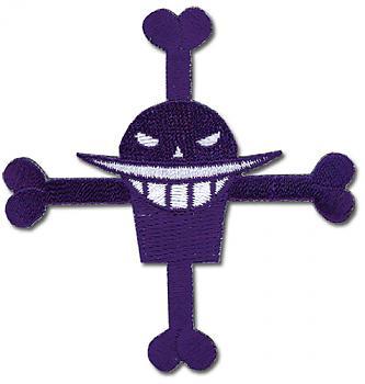 One Piece Patch - Whitebeard Pirates Skull Symbol