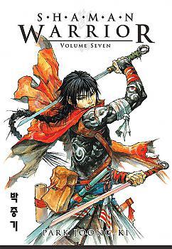 Shaman Warrior Manga Vol.   7