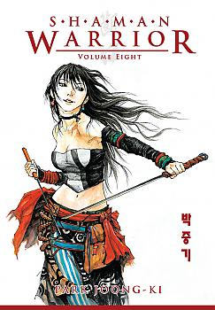Shaman Warrior Manga Vol.   8