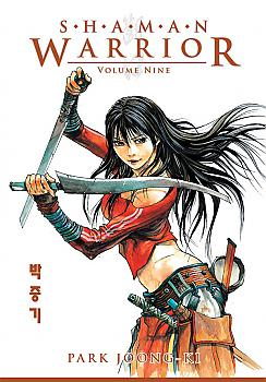Shaman Warrior Manga Vol.   9