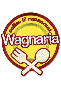 Wagnaria!! Patch - Restaurant Logo