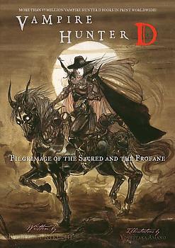 Vampire Hunter D Novel Vol.  6: Pilgrimage of the Sacred